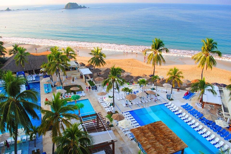 Hotel Fontán Ixtapa. Fotos, Videos, Comentarios, Paquetes, Ofertas, Promociones