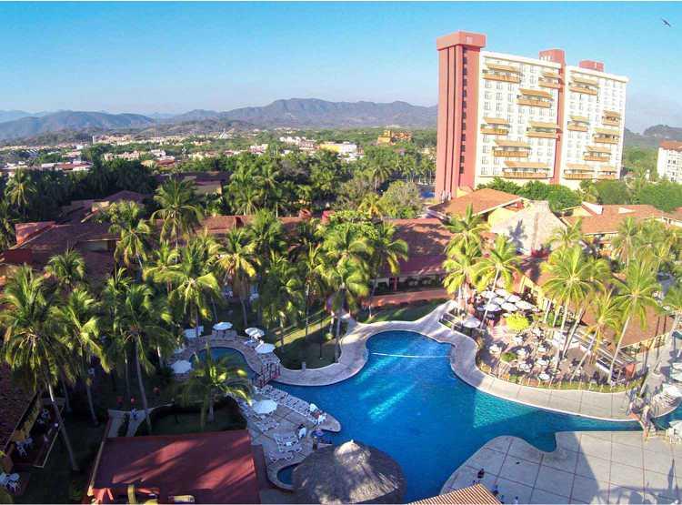 Hotel Holiday Inn Ixtapa. Fotos, Videos, Comentarios, Paquetes, Ofertas, Promociones