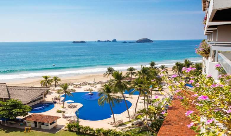 Hotel Krystal Ixtapa. Fotos, Videos, Comentarios, Paquetes, Ofertas, Promociones